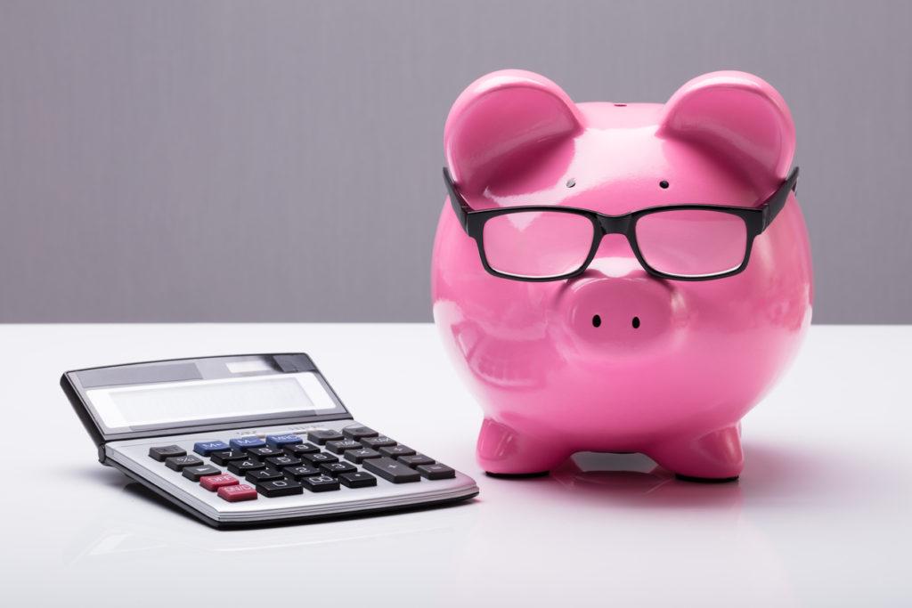 organizar ahorro dinero