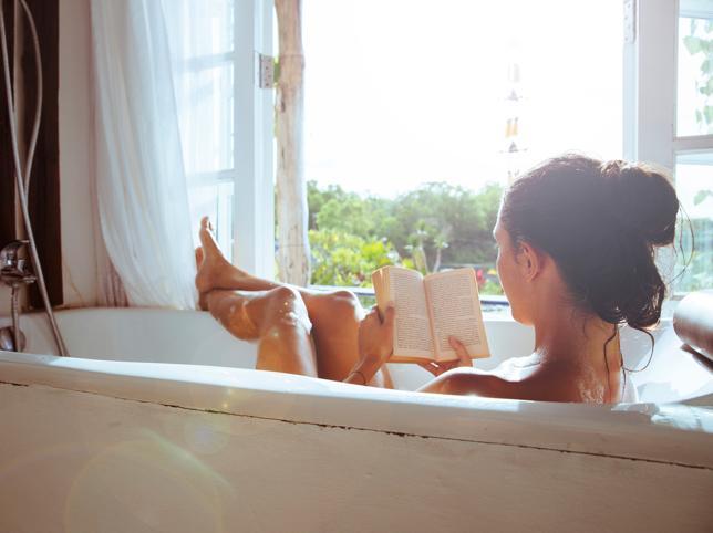 spa relajante casa