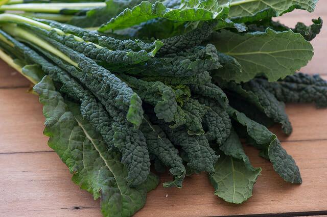 Kale ensalada