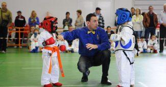 Karate en niños